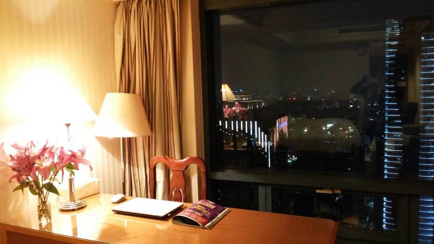 Downtown city, High floor,fascinated city View 28 - 西區 - Apartment