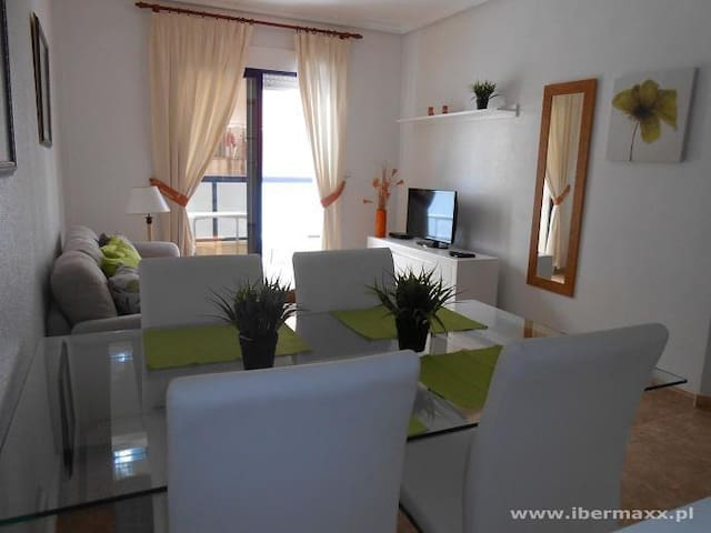 223 Cabo Roig 2 bed Immaculate apart
