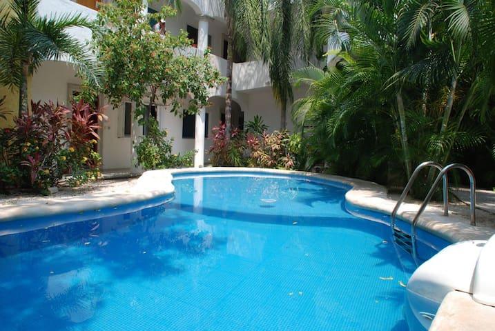 Playa Mamitas Playa del Carmen Family-Friendly  Ap