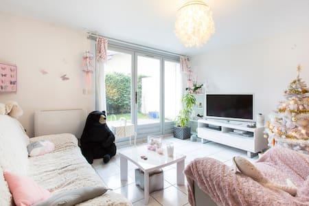 Chambre + petit déjeuner - La Motte-Servolex - Wohnung