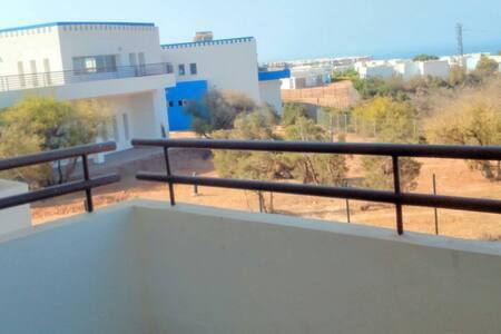 Studio bien équipé, vue panoramique - Sidi Ifni