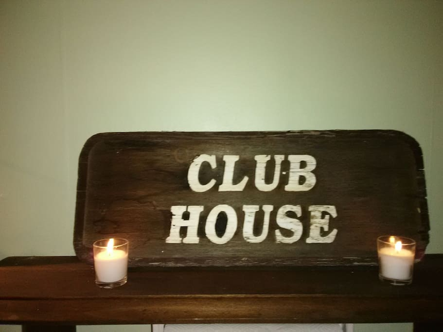 Welcome to the Clubhouse!