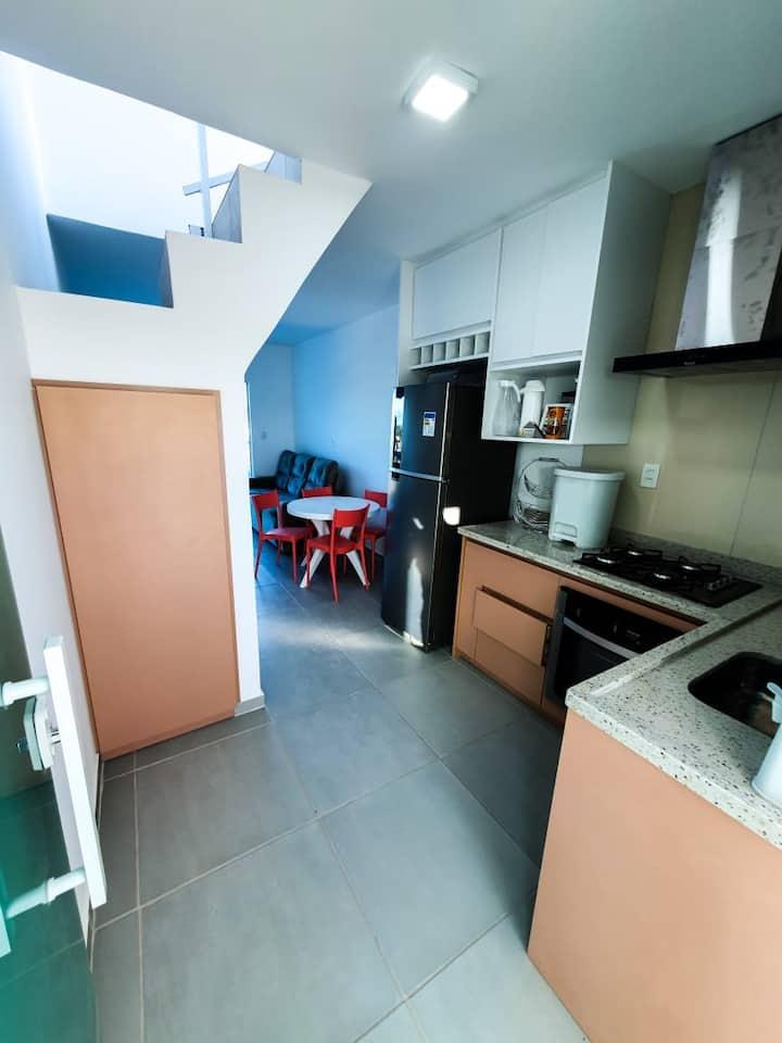 Apartamento em Peroba Ville, Maragogi