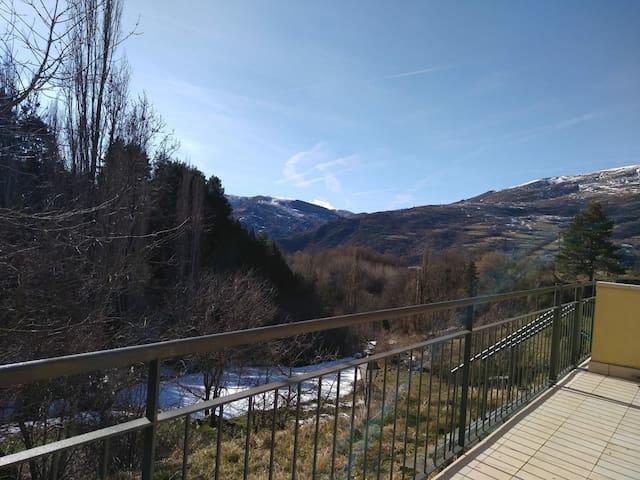 Apartament muntanya Vall Fosca. Bones excursions.