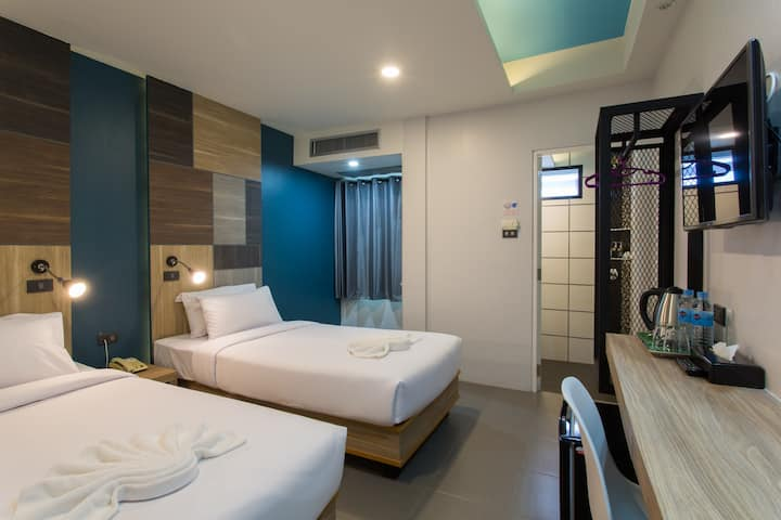 City Hotel, Superior New Style Room 3