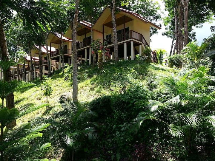 RAFFLESIA BUNGALOW 5 (Khao Sok River Home Resort)
