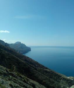 Zefiros Panorama - Olympos - Byt
