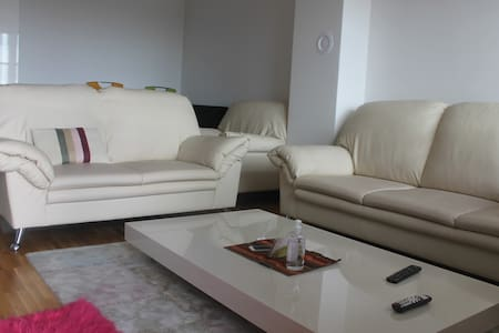 NEW modern apartment in Prishtina on the 1st floor - Prishtinë