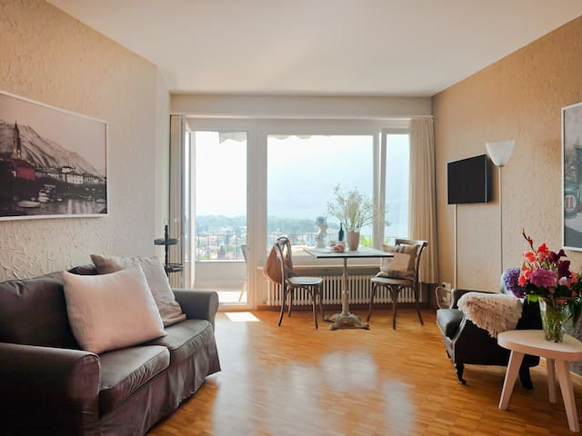 Apartment Double Room Modern for 2 persons - Ascona - Appartamento