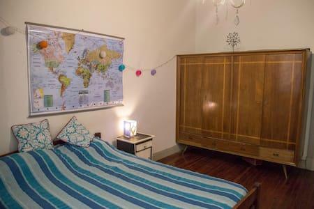 Habitación privada en pleno corazón porteño - Buenos Aires