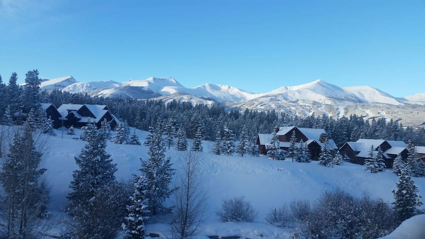 Private level  w Hot Tub sleeps 4 - Breckenridge - Maison
