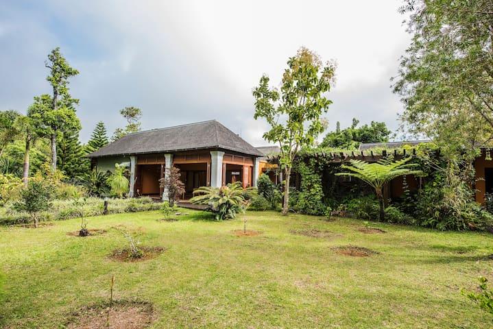 Nid Jo: Unique villa in the heart of Mauritius - Chamarel - Villa