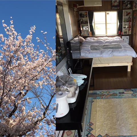 about 30min from OSAKA & Kyoto. - Takatsuki-shi - House