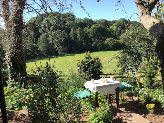 Haybridge Cottage , dog friendly Shropshire annexe