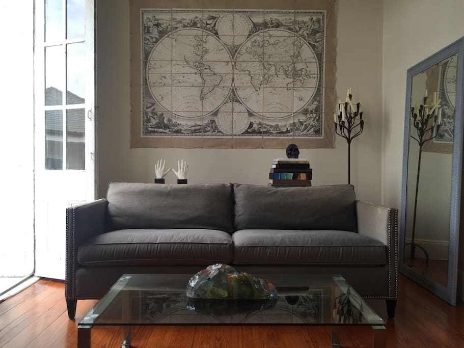 cozy french quarter one bedroom apartment apartments for