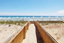 Spiaggia 30 metri