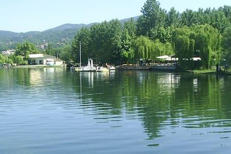 Muhteşem göl ve doğa manzaralı,müstakil bahçeli - Sapanca