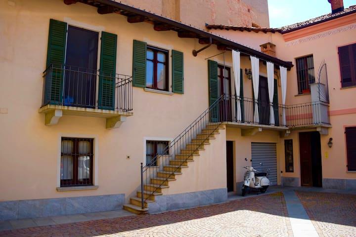 Cuore di Langa - Appartamento centro storico Bra - Bra - Apartment
