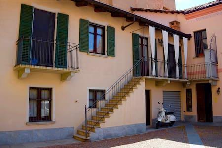 Cuore di Langa - Appartamento centro storico Bra - Bra - อพาร์ทเมนท์
