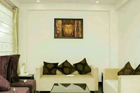 Heavenly Abode-Claridges Residency, 1BHK Furnished