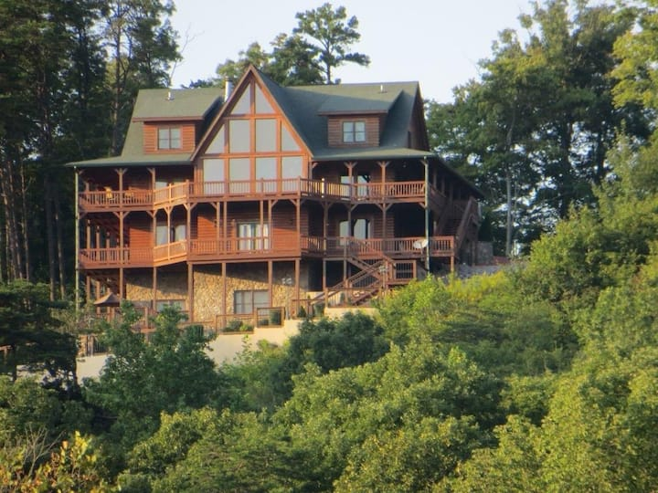 Look-Out Lodge at Lake Cumberland KY