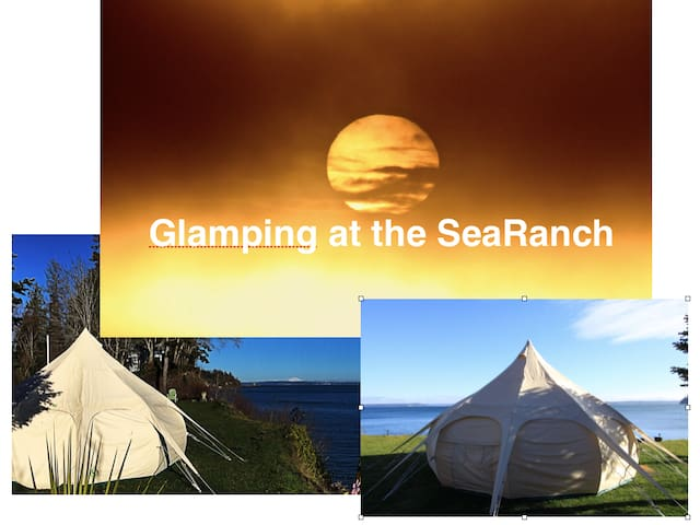 Glamping at the SeaRanch - Port Ludlow