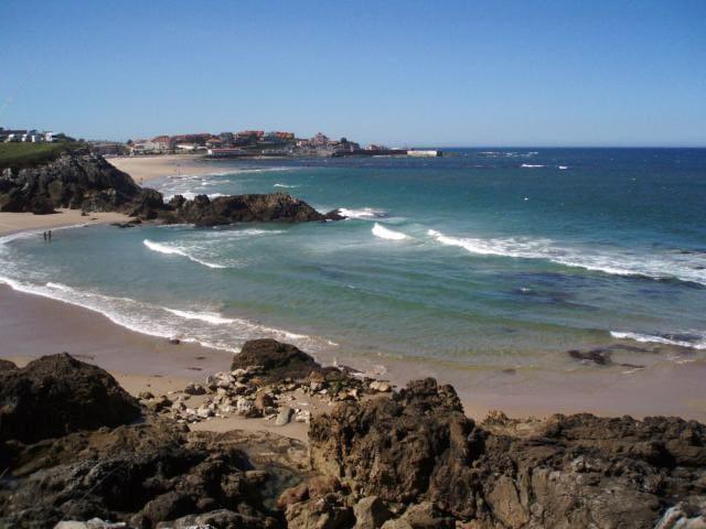 Apartamento a 800 m de la playa de Comillas