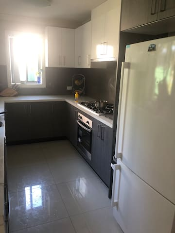 Shared Kitchen and Utilities