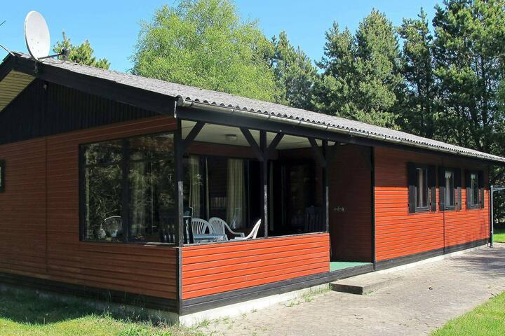 Rustic Cottage in Hals with Terrace