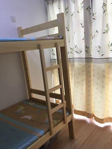 学院派小书房,独立小屋 - Wuhan - Huis