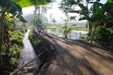 Jungle House Lombok - Breakfast inc - Batukliang Utara - เกสต์เฮาส์