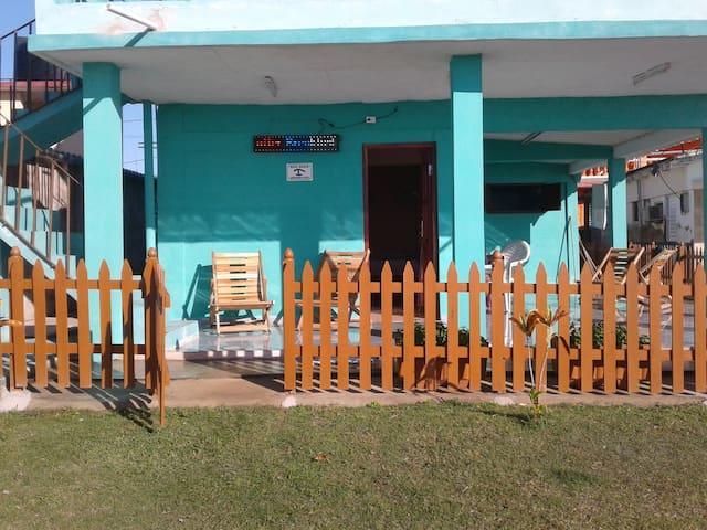 Hostal Punta La Piedra - Habitación Privada  2