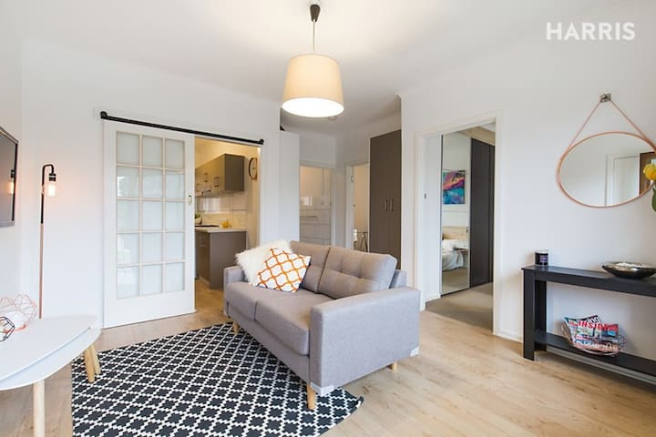 Trendy Goodwood Road Apartment