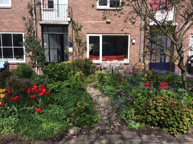 Family house in quiet neighbourhood near Amsterdam - Badhoevedorp - 一軒家