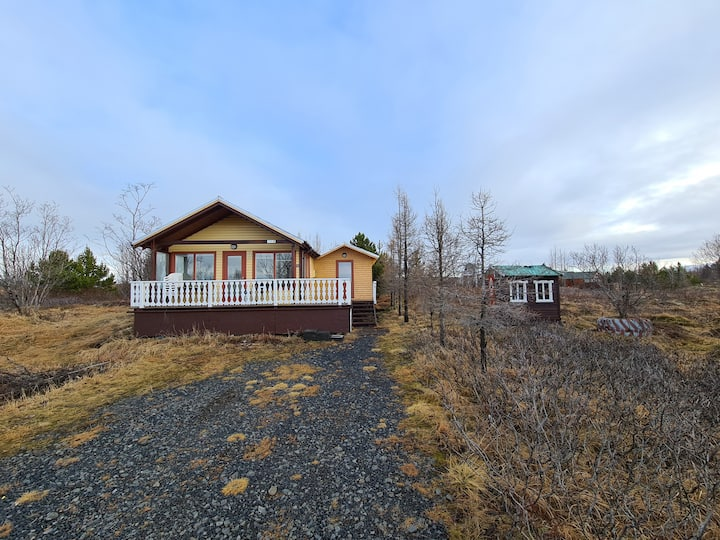 New summer house by Lake Thingvellir