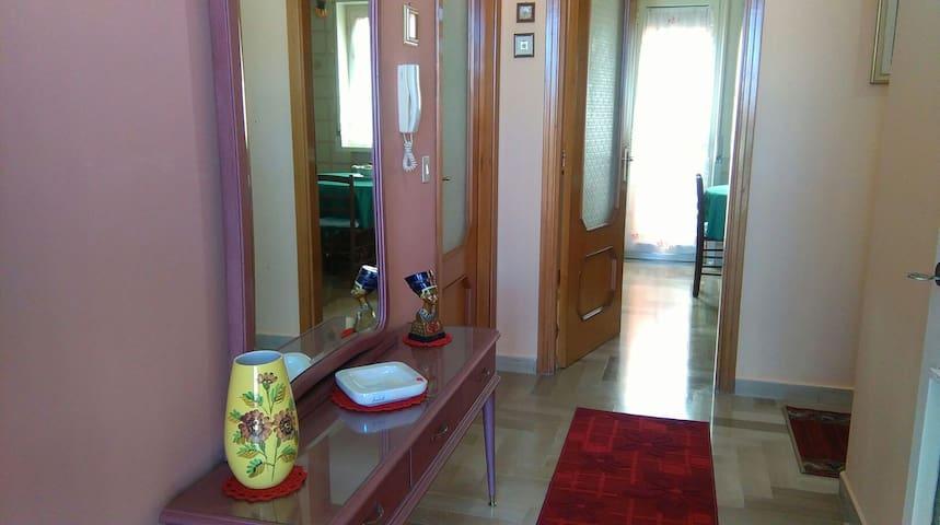 Accogliente appartamento in villa