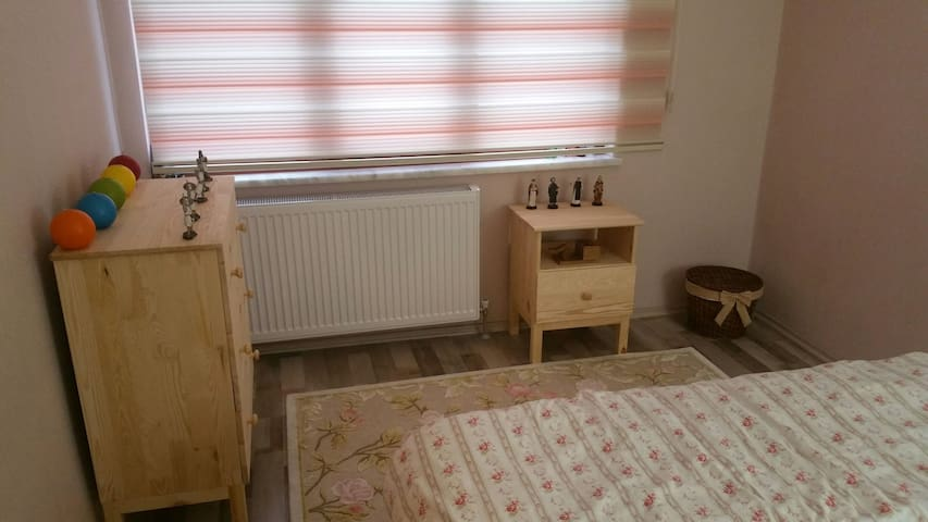 Comfortable and stylish double room - Konya - Byt