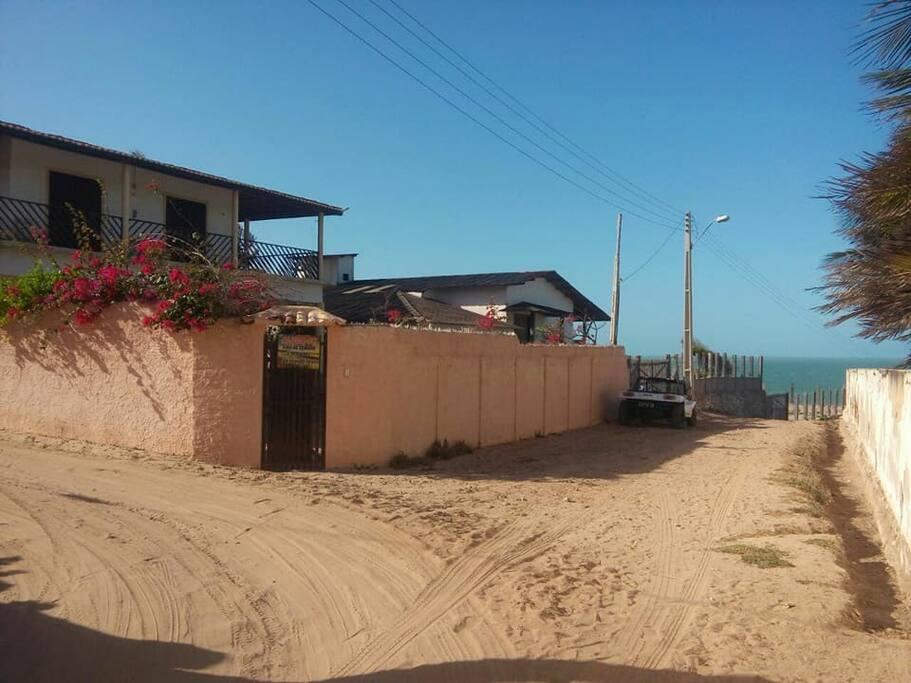 Próximo a Praia