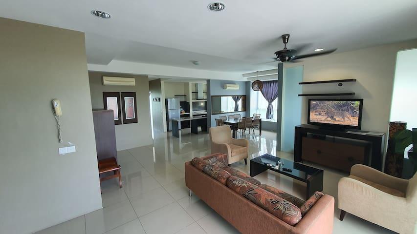 Sky Residence - 3 Bedrooms Resort