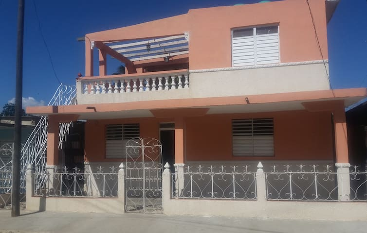 Casa Belkis y Soris en Casilda, Trinidad - Casilda