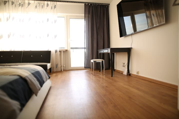 5 Star modern suit with parking - Frankfurt am Main - Apartment