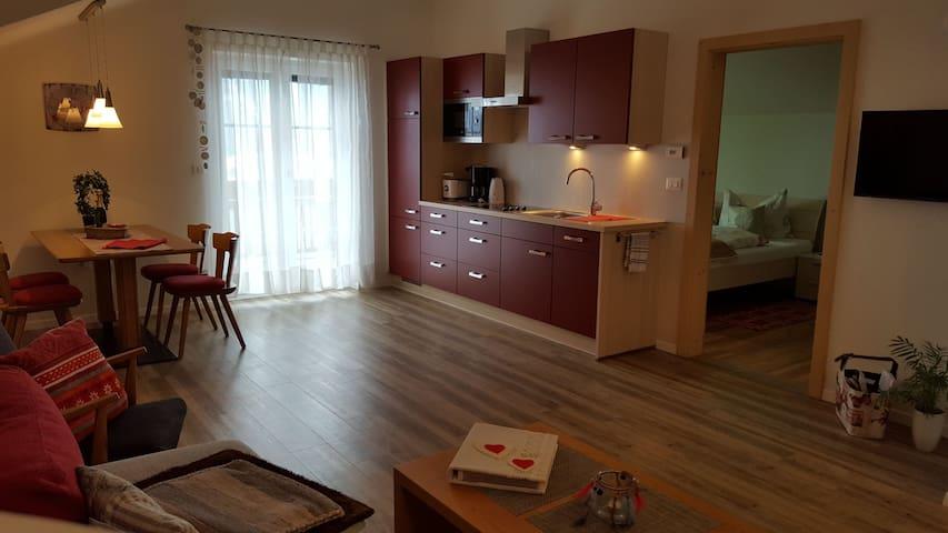 Wohnraum/Soggiorno