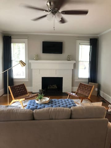 Little Hawthorne - Entire house in Plaza Midwood