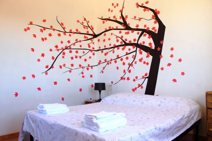 Villetta delle Nereidi: Blossom Room