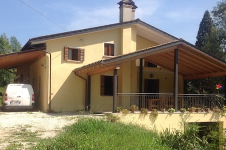 Casa nel verde dei colli asolani - Monfumo