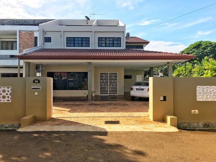 Casa Blanca Villa (5 Room Villa)