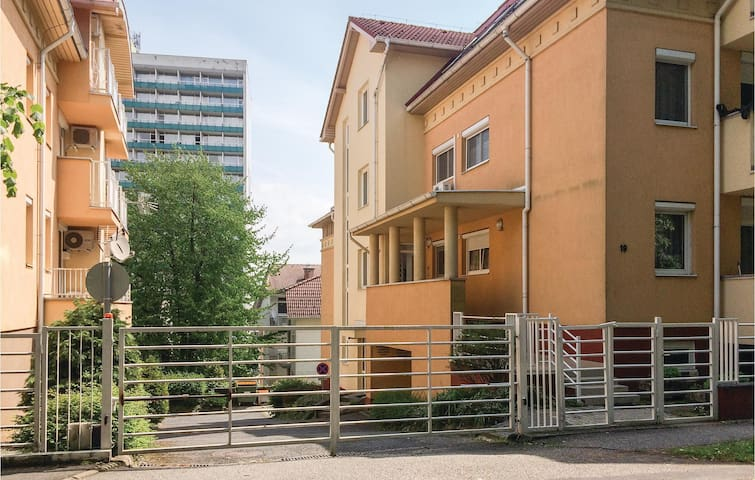 Holiday apartment with 1 room on 33m² in Hévíz