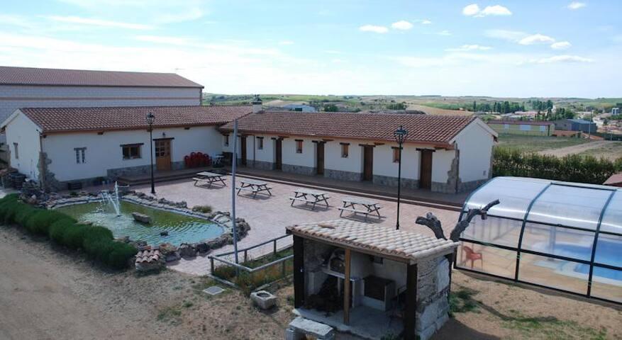 Hotel Rural*** Teso la Encina Hab1