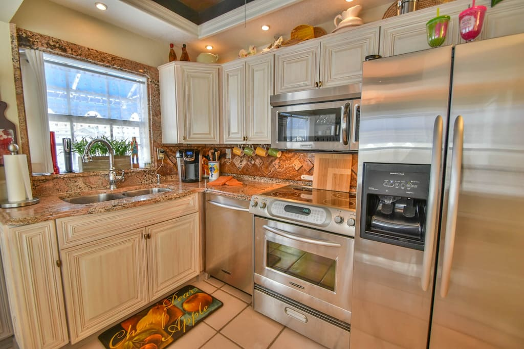 Stunning updated kitchen
