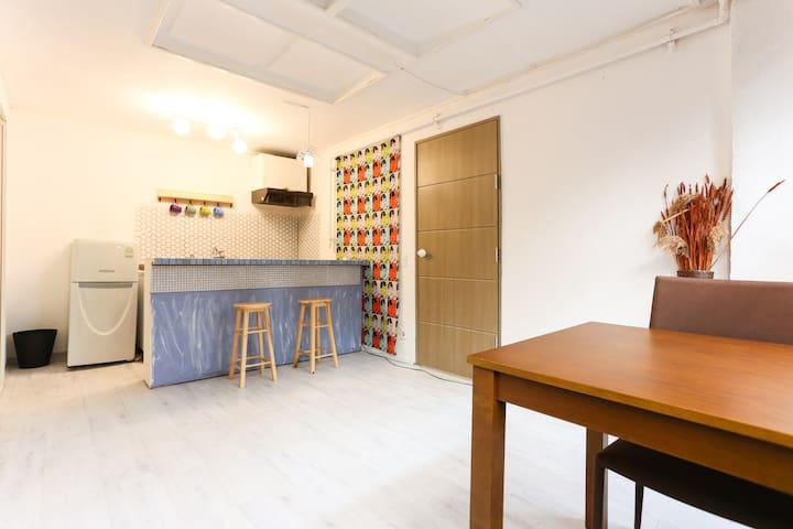 Tinwoodman house - Yongsan-gu - Apartment
